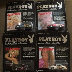 Playboy Limited Edition Collectible Cars